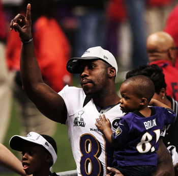 Boldin's First Quarter TD helped get the Ravens started
