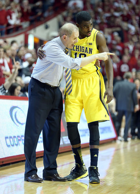 Tim Hardaway Jr. will need to be consistent down the stretch for the Michigan Wolverines to win the Big Ten Conference.
