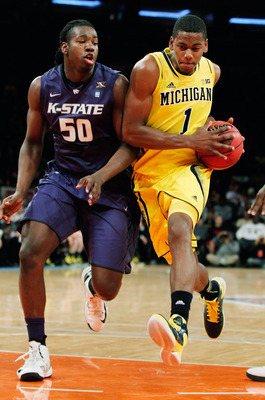 Glenn Robinson III had been a model of consistency until the Wolverines clashed with the Indiana Hoosiers.