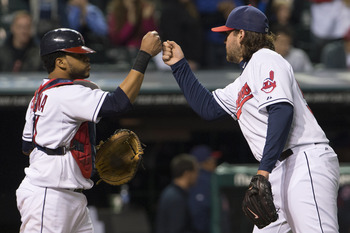 Carlos Santana and Chris Perez will be back for the Tribe