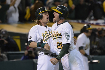 Josh Reddick could repeat what he did in 2012