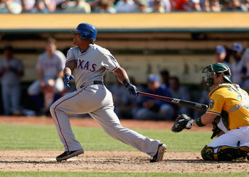 Beltre is the MVP of the Rangers now