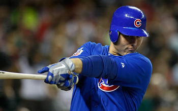 Anthony Rizzo has been a smash since coming to Chicago