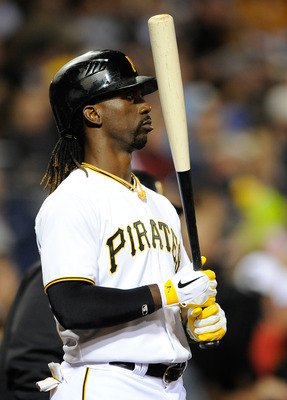 Andrew McCutchen looks to deliver a winning season to the Bucs in 2013