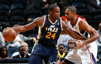 Aside from Mozgov, Paul Millsap is the most realistic option for the Nets.