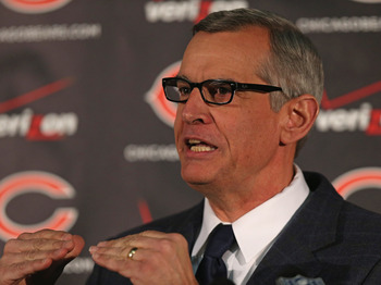 I loved the hire of Marc Trestman.