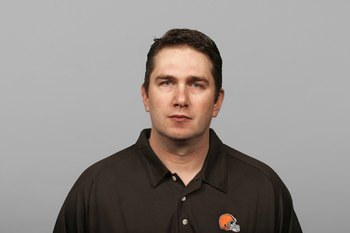 New Browns coach Rob Chudzinski has his work cut out for him.