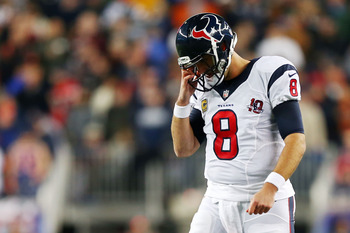 While they did win a playoff game, it's hard not to consider the Texans season a disappointment.