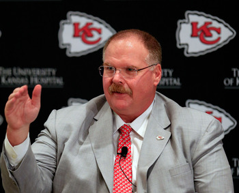 Reid was hired to turn the Chiefs around.