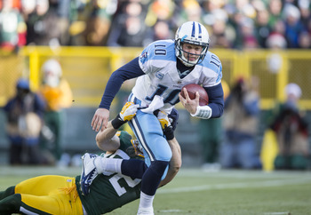 Jake Locker didn't impress in 2012.