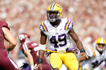Barkevious Mingo is one of the top prospects in the 2013 NFL draft because of his ability to get after the quarterback.