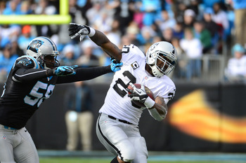 The Raiders need Darren McFadden to return to form in 2013.