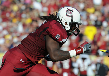 Clowney will attempt to lead nation in sacks