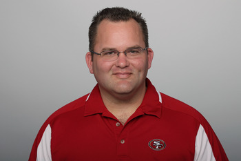 Greg Roman made some very curious play calls on the 49ers' last drive.