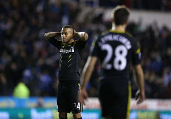 Ryan Bertrand needs more time to acclimatise to first-team football at Chelsea.