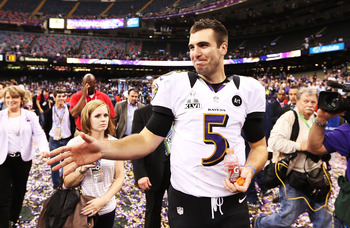 Flacco carried the team to the Super Bowl, but may also be the biggest reason the Ravens won't return next season.