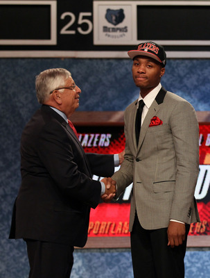 Lillard was drafted sixth overall in this year's draft.