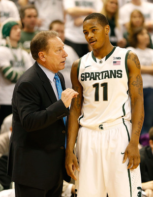 With a coach like Tom Izzo and captain like Keith Appling, there's no doubt that the Spartans have what it takes to sustain an NCAA tourney run.