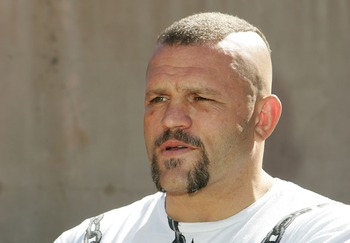Chuck Liddell fought three times in Pride during his UFC tenure.