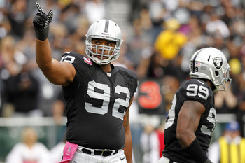 Richard Seymour will probably be moving on in 2013.