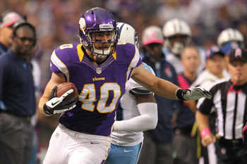 The Vikings must expect a lot from Rhett Ellison to give him Jim Kleinsasser's old number