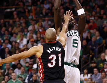 As Miami's major annoyance, Shane Battier played a huge role in the 2012 playoffs
