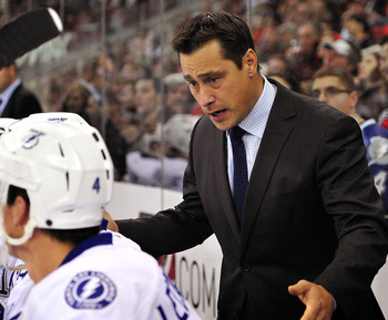 Despite a shortened preseason, Guy Boucher has the Lightning on the same page early on in the 2013 campaign.