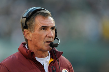 Mike Shanahan, Washington Redskins