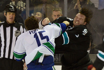 The Canucks have become harder to push around.