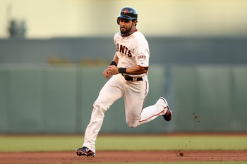 Angel Pagan had a career year in 2012