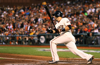 Marco Scutaro will again be the Giants second place hitter in 2013