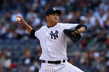 Kuroda had arguable his best season in 2012 with the Yankees.
