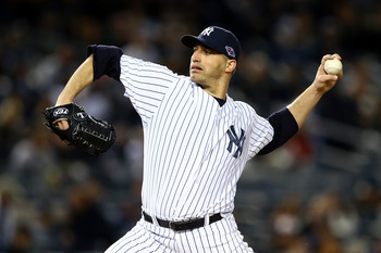 Pettitte owns the record for most wins in the playoffs.