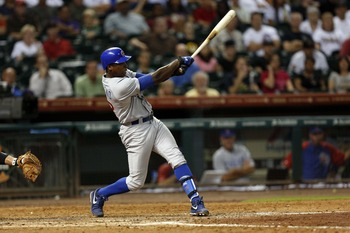 Can Alfonso Soriano survive for another year in Chicago without the threat of a trade?