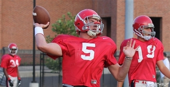 Max Staver is the lone quarterback in the class of 2013. Via 247Sports