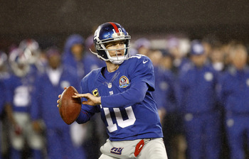 Eli Manning would love nothing more than to lead the Giants to a New York Super Bowl this season.
