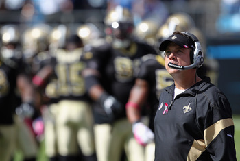 With Sean Payton roaming the Saints sidelines this year, expect the team to contend.
