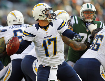 The Chargers are always dangerous when quarterback Philip Rivers is at the top of his game.