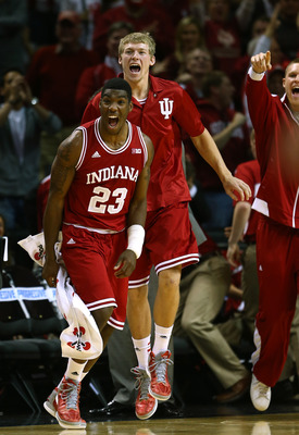 The bench is the biggest weakness for the Hoosiers.