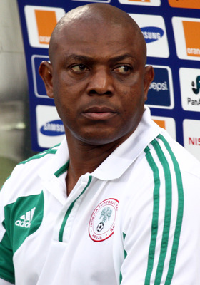 Nigeria coach Stephen Keshi avenged his 2010 sacking by Mali.