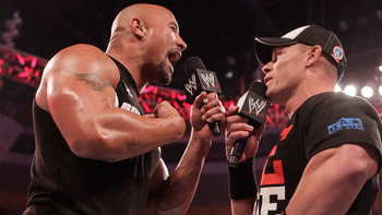 Cena has his moments, but isn't the right man for this sequel. Photo Courtesy of WWE.com