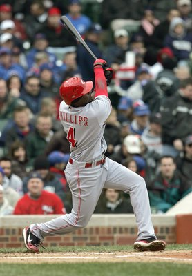 Brandon Phillips had one of the best seasons in recent memory by hitting 30 homers and stealing 30 bases in 2007.
