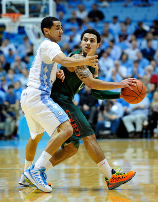 Shane Larkin was held to just 11 points and one assist.