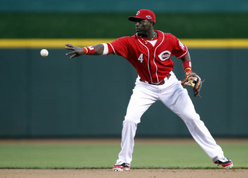 Brandon Phillips hs been a model of consistency.
