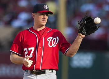 Jordan Zimmermann had a sparking 2.94 last season.