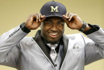 "Derrick Green IS officially a ""Michigan Man."" (Photo: Richmond Times-Dispatch)"