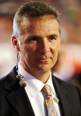 Urban Meyer wouldn't be outdone by Michigan on national signing day.