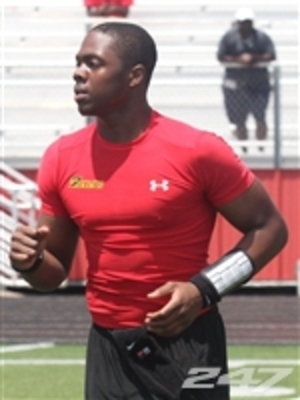 Damion Hobbs photo courtesy 247Sports.com
