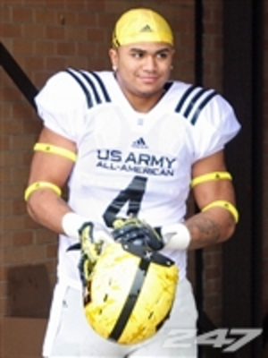 Thomas Tyner photo courtesy 247Sports.com