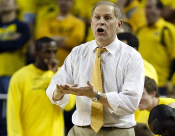 Head coach John Beilein needs to find a way to increase production out of the half court.